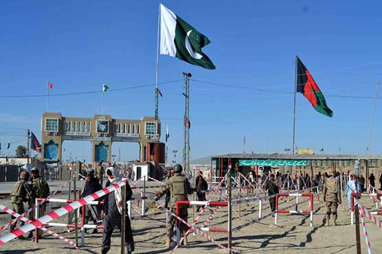 NCOC decides to ban inbound pedestrian movement from Afghanistan, Iran