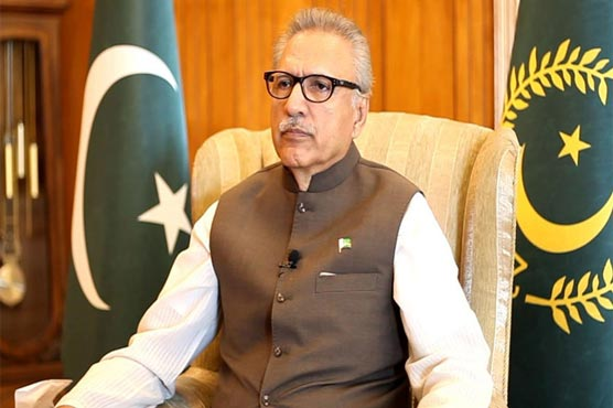 President asks Ulema to ensure SOPs in mosques