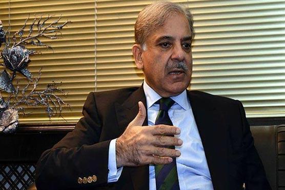 Shehbaz Sharif criticizes govt for not procuring Covid-19 vaccine