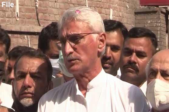 No contacts with PML-N, PPP: Jahangir Tareen
