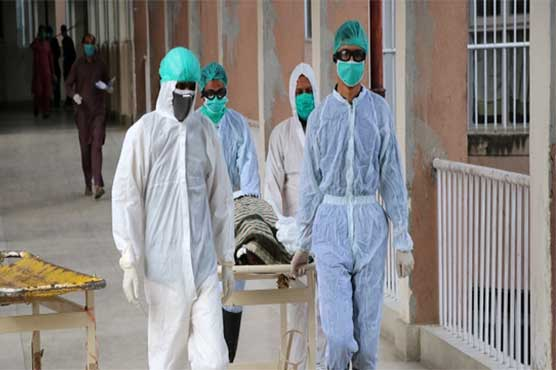 Coronavirus kills 161 Pakistanis, infects 3,377 in one day