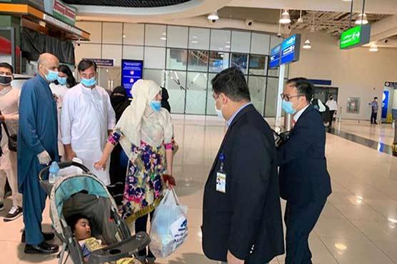CAA issues operational SOPs for international inbound passenger flights