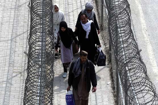 Pakistan bans inbound pedestrian movement from Afghanistan, Iran