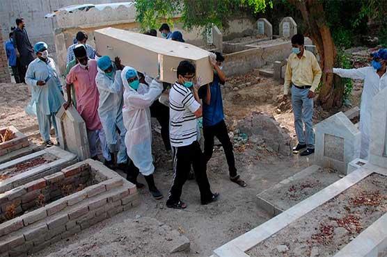 Pakistan reports 4,113 coronavirus cases, 119 deaths in 24 hours