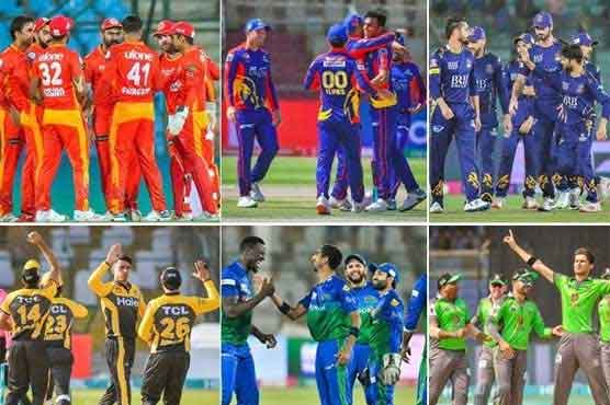 NCOC not in favor of staging remaining PSL matches in Pakistan