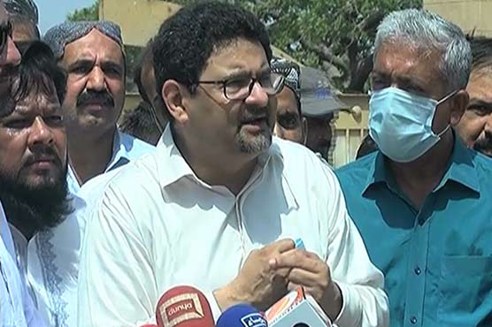 NA-249 by-polls recount: Not provided record of ballot papers, says Miftah Ismail