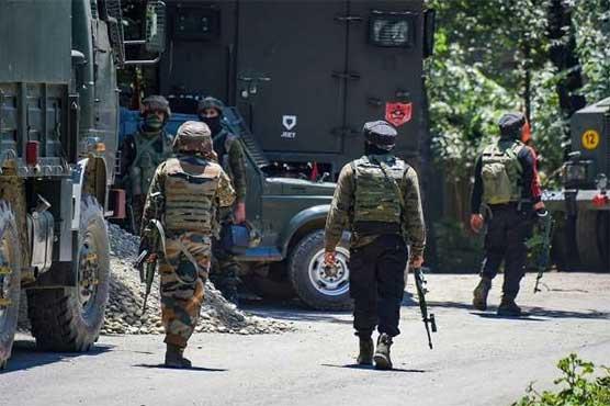Indian troops martyr three Kashmiri youth in Shopian