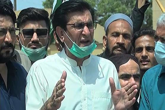 NA-249 by-polls: No need of form 46 for vote recount, says Qadir Khan Mandokhel