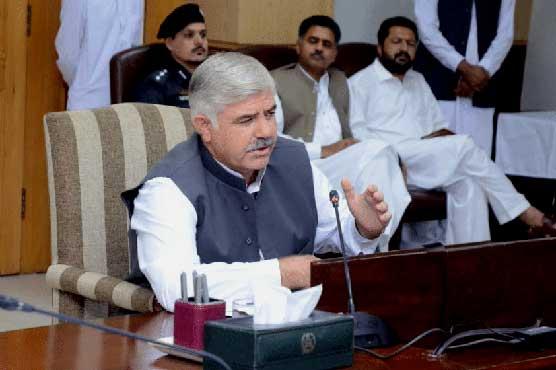KP govt to implement NCOC corona lockdown decision: CM