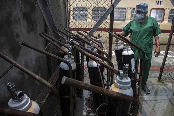 India's govt eases hospital oxygen shortage as demand jumps