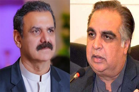 Chairman CPEC Authority calls on Sindh Governor