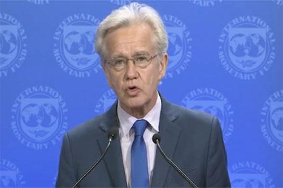 Coronavirus epidemic devastation: IMF stands ready to support Pakistan