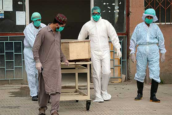 Pakistan reports 140 deaths by coronavirus, 4,298 new cases in 24 hours