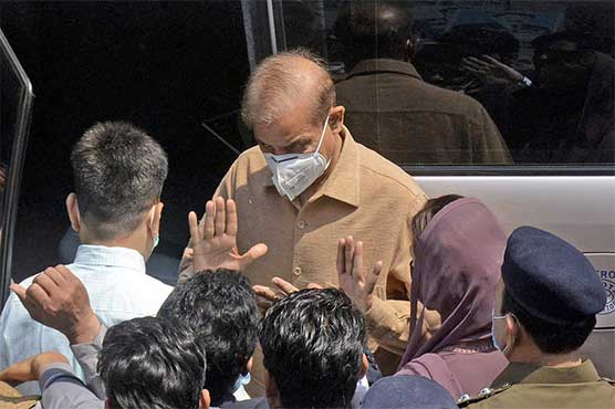 LHC reserves verdict on Shehbaz Sharif's plea seeking removal of name from blacklist