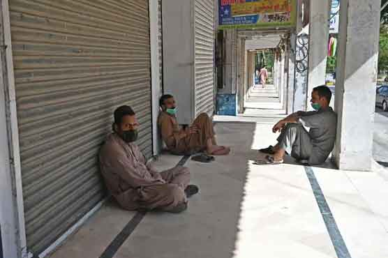 Govt appeals nation to stay at home during complete lockdown