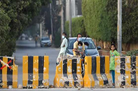 Punjab, KP and Balochistan impose complete lockdown till May 16