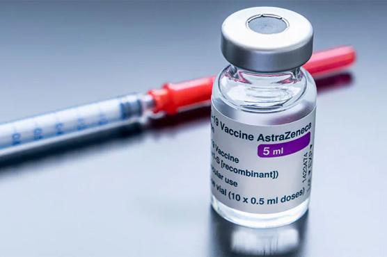 Over 1.2 million doses of AstraZeneca vaccine arrive in Pakistan