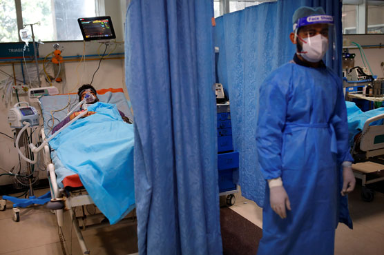 India hits 4,000 virus deaths in a day