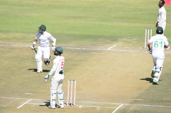 Abid Ali hits double-ton against Zimbabwe as Pakistan declare on 510