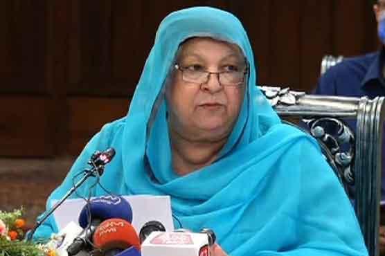Dr Yasmin Rashid refutes rumors of Pakistan running out of covid vaccines