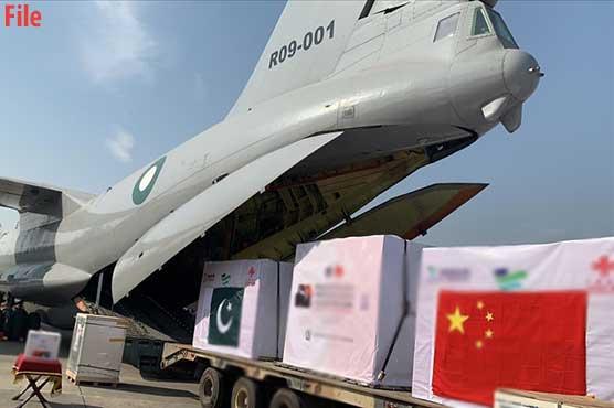 PIA transports one million doses of Sinovac vaccine to Pakistan