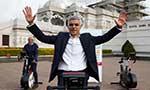 Sadiq Khan: London's feisty mayor wins second term