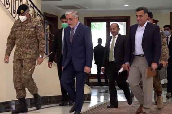 Peaceful Afghanistan means peaceful region: COAS