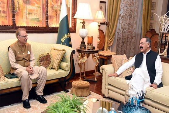 Gwadar Port, infrastructural projects under CPEC to change Balochistan's destiny: President