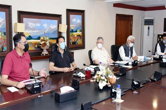 Govt determined to involve private sector in development process: Imran Khan