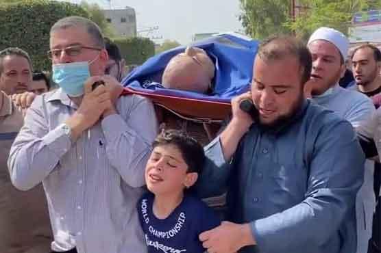 10 children among 29 Palestinians martyred in Israeli air strikes