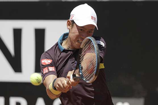 Japan's Nishikori adds voice to Olympic concerns
