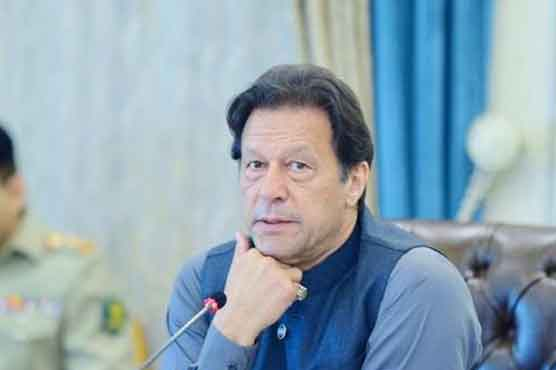 Imran Khan asks assembly members to refrain from political activities on Eid