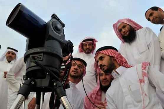 Shawwal moon not sighted in Saudi Arabia, Eid-ul-Fitr to fall on Thursday