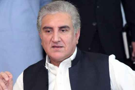 Pakistan will be removed from FATF's gray list: FM Qureshi