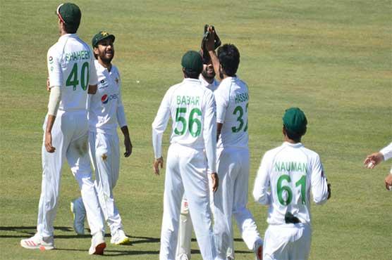 Pakistan retain 5th spot in ICC Test Rankings