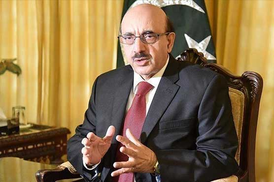 Reversal of IOJK related actions should be a precondition for talks with India: Masood