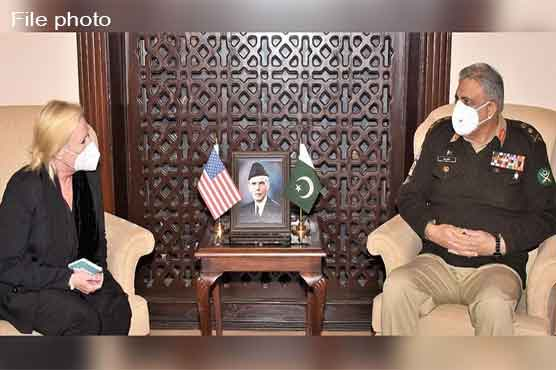 Army Chief aspires for greater US-Pakistan cooperation in future