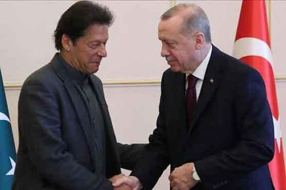 Pakistan, Turkey vow to mobilize international community to help stop Israeli attacks