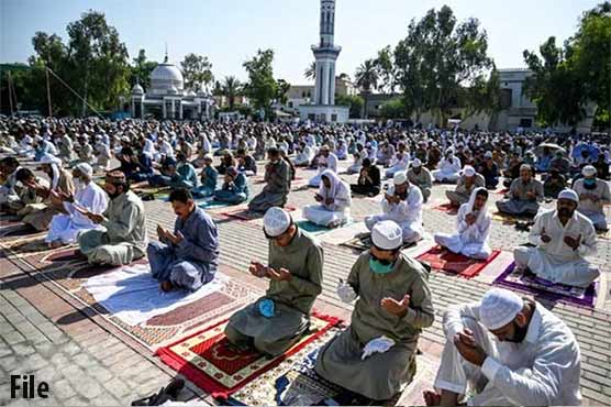 Eid-ul-Fitr being celebrated across Pakistan with strict implementation on SOPs