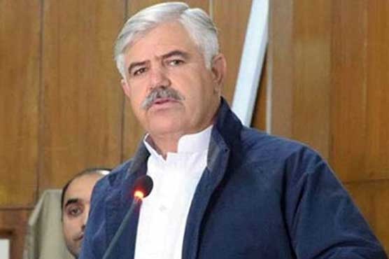 KP CM condemns brutalities of Israel against innocent Palestinians