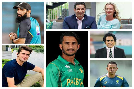 Cricket fraternity extends heartiest wishes on Eid