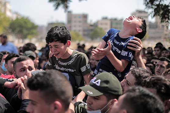 Death toll rises to 119 from Israeli attacks against Palestine
