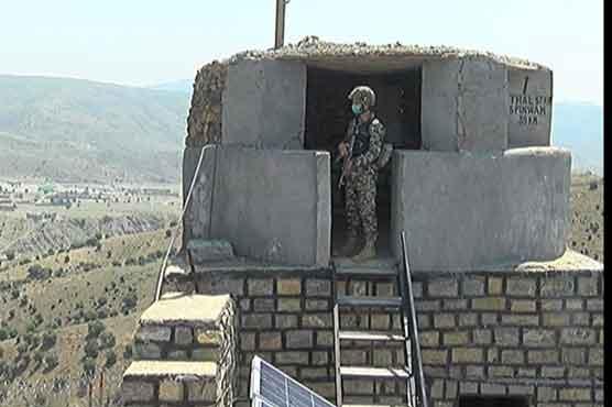 عید کے دن اپنوں سے دور پاک فوج کے جوان دفاع وطن کیلئے امن دشمنوں سے سینہ سپر
