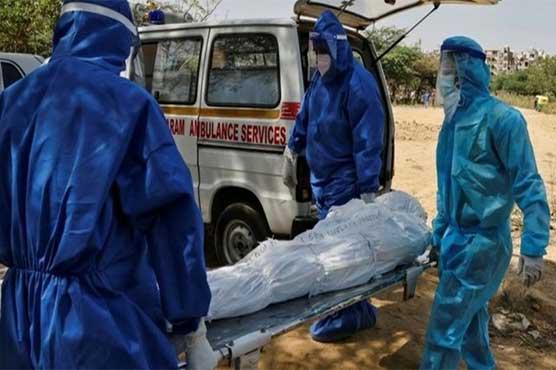 Pakistan reports 2,517 coronavirus cases, 48 deaths in 24 hours