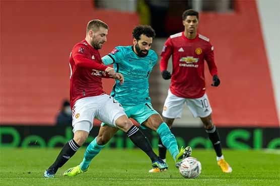 فٹبال پریمیئر لیگ، لیور پول نے مانچسٹر یونائیٹڈ کو چار دو کی شکست سے دوچار کر دیا