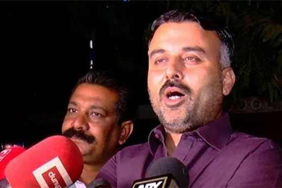 تحریک انصاف کے رکن سندھ اسمبلی راجہ اظہر بھی کورونا کا شکار
