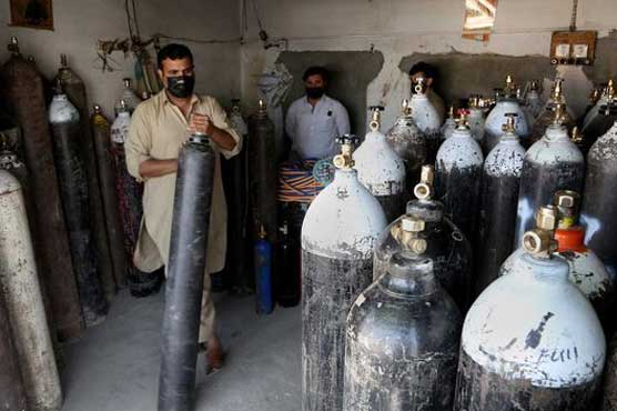 Cabinet grants special tax incentives on oxygen cylinders for 6 months