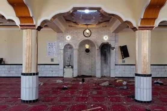 افغانستان: نماز جمعہ کے دوران دھماکا، امام مسجد سمیت 12 شہید، طالبان کی مذمت