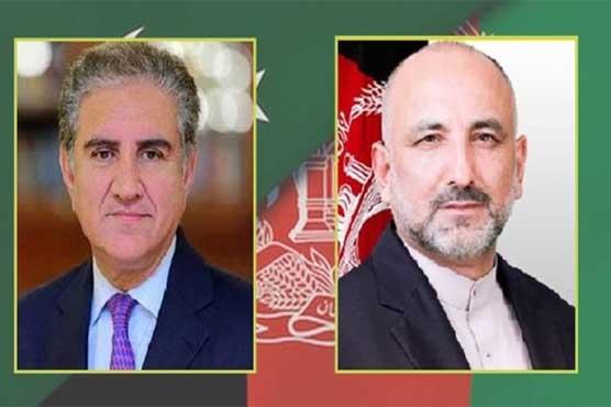 'بین الافغان مذاکرات: افغان قیادت کے پاس خانہ جنگی کے خاتمے کیلئے نادر موقع ہے'