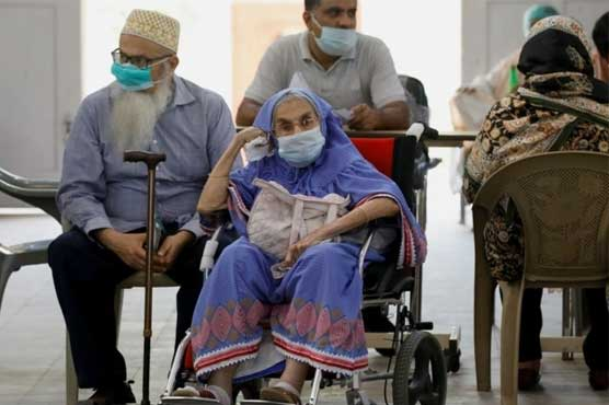 Covid cases in Pakistan drop to 61% of peak following strict measures